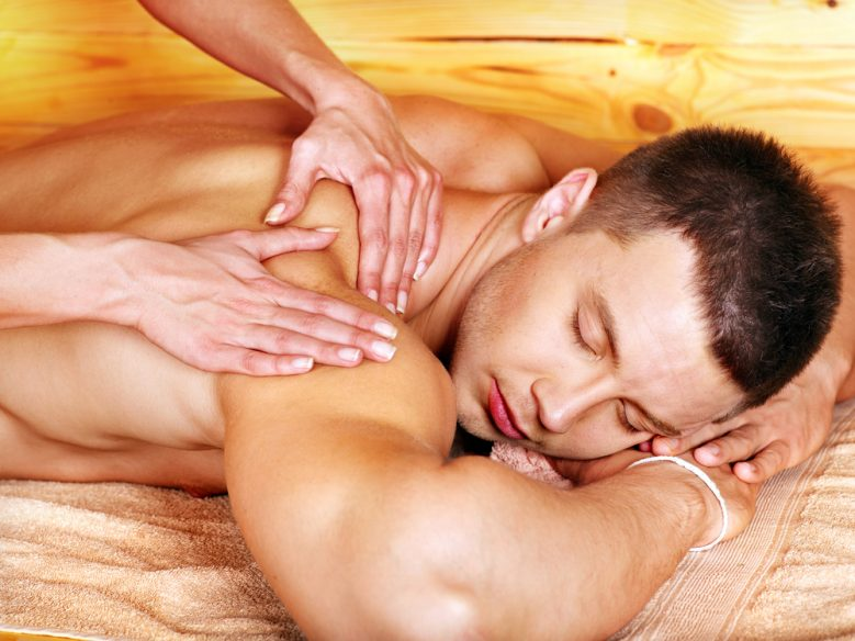 DEEP MASSAGE DEEP SLEEP!